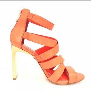 BCBGMaxAzria High Heel Bonito Strappy Sandals